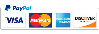 Donate using your credit or debit cards through PayPal